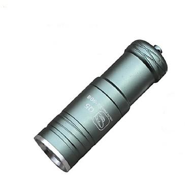 Φακοί LED Φακοί Μπρελόκ ποδήλατο φώτα λάμψη LED 280-320Lm Lumens 4.0 Τρόπος Cree XR-E Q5 16340 Μίνι Αδιάβροχη Εξαιρετικά Ελαφρύ High