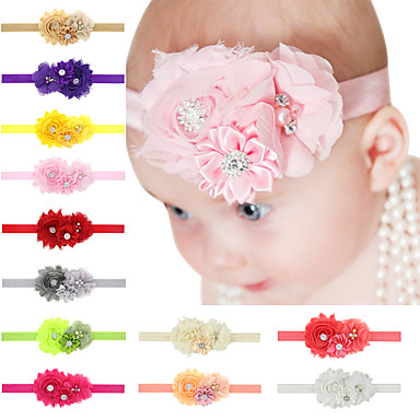 Headbands Hair Accessories Polyester Wigs Accessories Girls' pcs cm Daily Classic High Quality