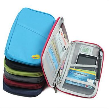 Passport Holder & ID Holder Waterproof Portable Dust Proof Travel Storage for Waterproof Portable Dust Proof Travel StorageRose Green