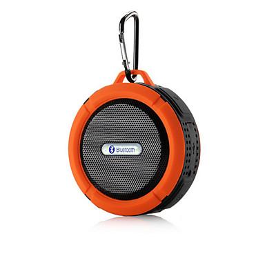 Alto-Falante Bluetooth Sem Fio 2.1 CH Portátil Exterior A prova d'água Mini Bult-in mic