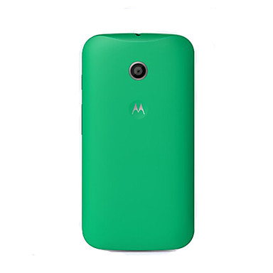 Motorola moto g2 e durumunda cornmi ultra-ince özgün durumda arka katı renkli sabit pc kapak kasası