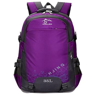 35 L sırt çantası Bisiklet Sırt Çantası Sırt Çantası Paketleri Kamp & Yürüyüş Tırmanma Serbest Sporlar Bisiklete biniciliği / Bisiklet Su