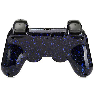 Беспроводное Геймпад Назначение Sony PS3 ,  Bluetooth / Игровые манипуляторы / Перезаряжаемый Геймпад ABS 1 pcs Ед. изм