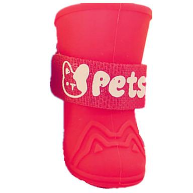 Köpek Ayakkabılar ve Botlar Günlük/Sade Çizgi Evcil hayvanlar için