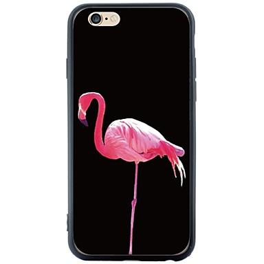 Varten Kuvio Etui Takakuori Etui Eläin Pehmeä Akryyli varten Apple iPhone 6s Plus/6 Plus / iPhone 6s/6 / iPhone SE/5s/5