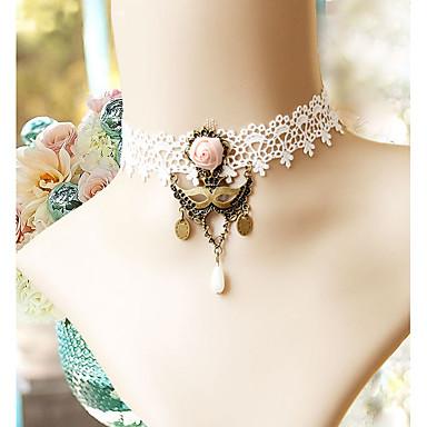 Κοσμήματα Γοτθική Λολίτα Γλυκιά Λολίτα Κλασσική/Παραδοσιακή Lolita Λολίτα Πανκ Wa Lolita Sailor Lolita ΚολιέΚομψή Victorian Rococo