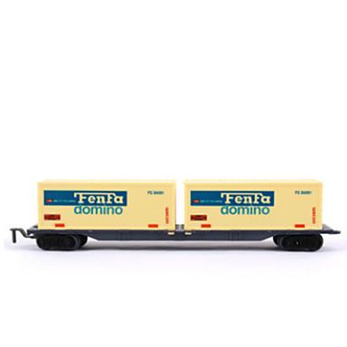 Raylı Yük Araçları Tren ve Demiryolu Oyun Setleri Oyuncak Arabalar Tren Oyuncaklar Yenilikçi Simülasyon Kuyruk Oyuncaklar 1 Parçalar Genç