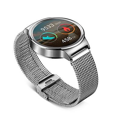 Недорогие Ремешки для часов Huawei-Ремешок для часов для Huawei Watch / Withings Activité / Withings Activité Pop Huawei / Withings Миланский ремешок Нержавеющая сталь Повязка на запястье