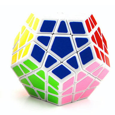 Rubik küp Megaminx Pürüzsüz Hız Küp Sihirli Küpler bulmaca küp profesyonel Seviye Hız ABS Dörtgen Yeni Yıl Çocukların Günü Hediye