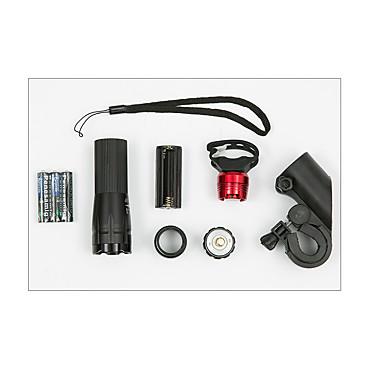Leikkeet ja kiinnikkeet Polkupyörän etuvalo Polkupyörän jarruvalo LED - Cree XR-E Q5 PyöräilyHimmennettävä Lipsumaton kädensija