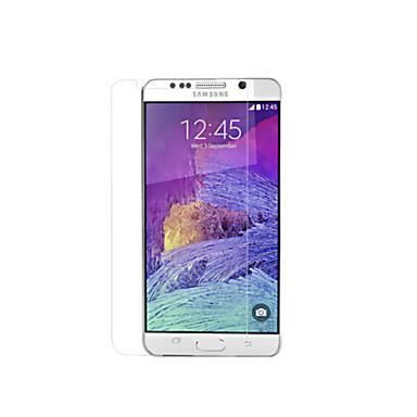 Protetor de Tela Samsung Galaxy para Note 5 PET Protetor de Tela Frontal Alta Definição (HD)