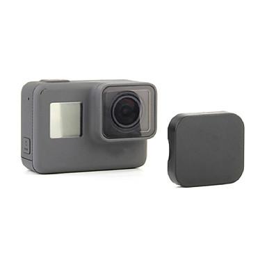 Καπάκι Φακού Με προστασία από την σκόνη Για την Κάμερα Δράσης Gopro 5 Universal