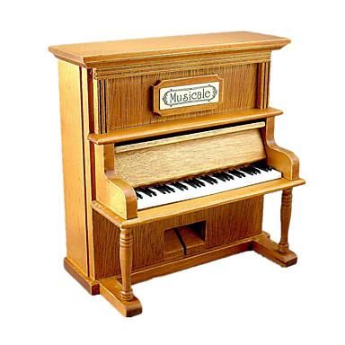 Μουσικό Κουτί Κουρδιστό παιχνίδι Παιχνίδια Πιάνο Γλυκός Ειδικό Δημιουργικό Κομμάτια Αγορίστικα Κοριτσίστικα Γενέθλια Ημέρα του Αγίου
