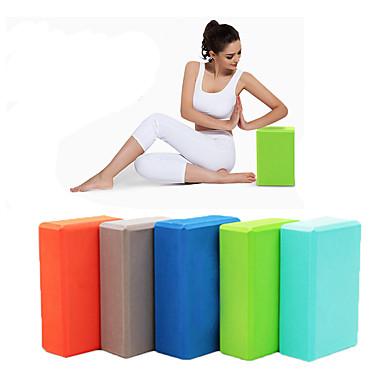 Yoga Block EVA Yoga Pilates Jimnastik Çocukların Kadın Unisex