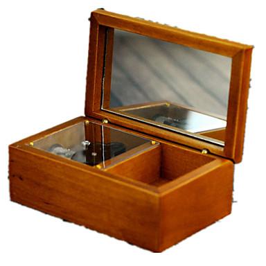 الصندوق الموسيقي ألعاب مربع إبداعي قطع صبيان فتيات عيد ميلاد عيد الأطفال هدية