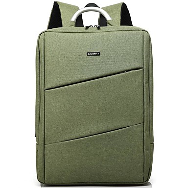 15,6 ίντσες premium χτυπήματα αδιάβροχο φορητό υπολογιστή σακίδιο τσάντα ταξιδιού για τους άνδρες CB-6207