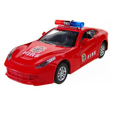 Samochodziki do zabawy Model samochodu Zabawka edukacyjna Radiowóz Karetka Wóz strażacki Zabawki Zabawne Symulacja Samochód Metal 1 Sztuk