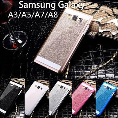 bling luxe telefoon geval stralende achterkant sprankelende Case voor Samsung Galaxy A3 / A5 / A7 / A8