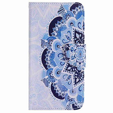 Na google piksel xl piksel przypadku przypadku pół kwiatu malowane pu telefonu przypadku
