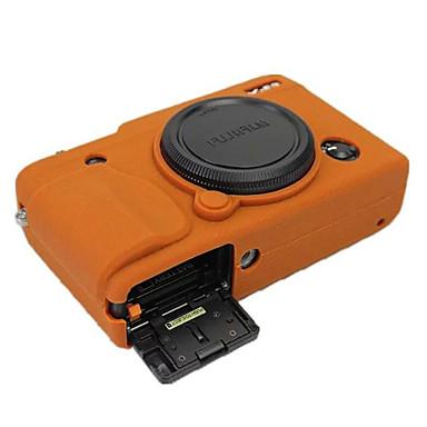 Futerał-Kamera cyfrowa-Fujifilm-Jednoramienny-Czarny Kawowy Brązowy(Pyłoodporny)
