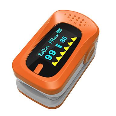 SPortguard vârfurile degetelor Pulsoximetru SpO2 Heart Rate Monitor - Orange