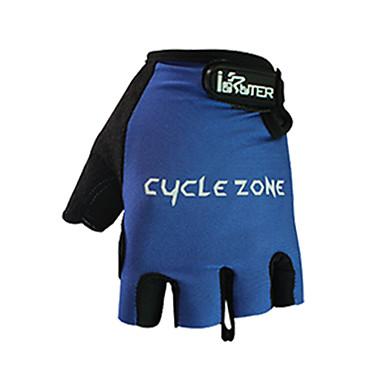 Aktivite / Spor Eldivenleri Unisex Rękawiczki rowerowe Bahar Yaz Bisiklet Eldivenleri Hızlı Kuruma Anatomik Tasarım Giyilebilir Nefes