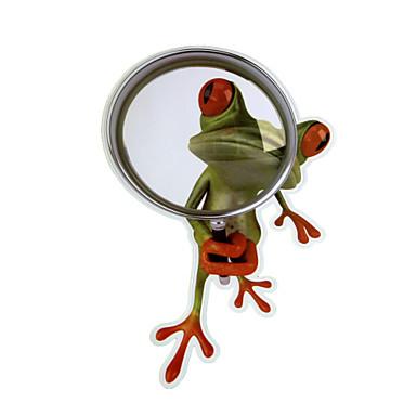 ziqiao 3d sammakot vedenpitävä auto tarra hauska Gecko autojen&moottoripyöriä tarra tarra