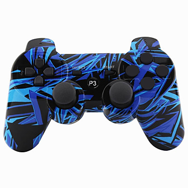Bluetooth Kontrolery - Sony PS3 Bluetooth Handle Gaming Akumulator Bezprzewodowy 19-24h