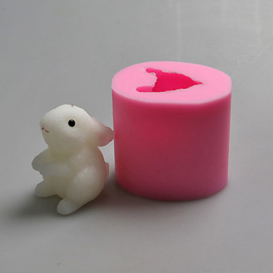 Forma do pieczenia Zwierzę o cukierki Czekoladowy Tort Other Silikonowy Ekologiczne Święto Dziękczynienia Sylwester Wielkanoc Urodziny