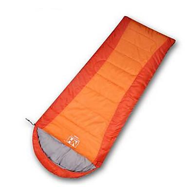Uyku Tulumu Dikdörtgen Uyku Tulumu 10°C İyi Havalandırılmış Su Geçirmez Taşınabilir Rüzgar Geçirmez Yağmur-Geçirmez Katlanabilir Mühürlü