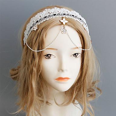 Nakrycie głowy Zainspirowany przez Cosplay Cosplay Anime Akcesoria do Cosplay Winieta Włókniny Męskie Damskie Dla dzieci