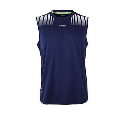 etto® Bărbați Fotbal Pantaloni scurți tricou + Set de Îmbrăcăminte Uscare rapidă Respirabil Primăvară Toamnă ClasicFitness Cursă