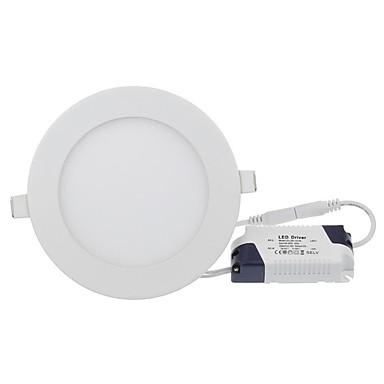 1db 6 W 600 lm LED szpotlámpák / LED gömbbúrás izzók 30 LED gyöngyök SMD 2835 Dekoratív Meleg fehér / Hideg fehér 85-265 V / 1 db. / RoHs