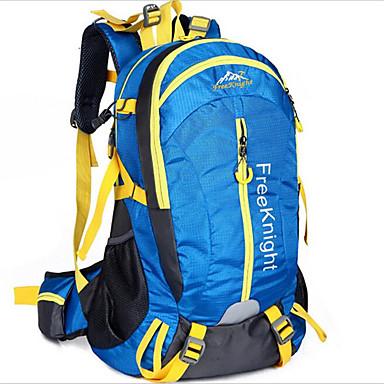 45 L Sırt Çantası Paketleri Bisiklet Sırt Çantası sırt çantası Tırmanma Serbest Sporlar Bisiklete biniciliği / Bisiklet Kamp & Yürüyüş Su