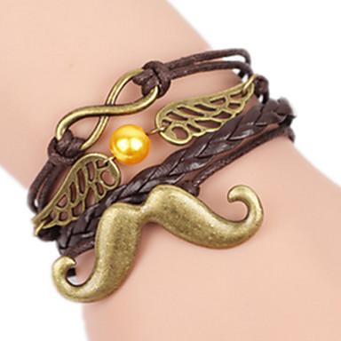 Bransoletki Bransoletki bangle Stop Others Ręcznie wykonane Urodziny Codzienny Biżuteria Prezent Khaki,1szt