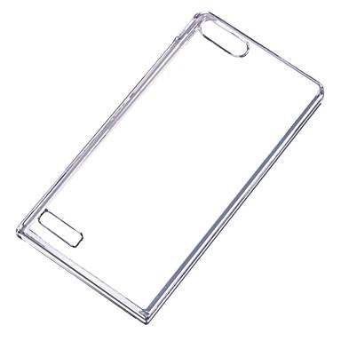 Voor Huawei hoesje / P8 Transparant hoesje Achterkantje hoesje Effen kleur Hard PC Huawei Huawei P8 / Huawei P7 / Other