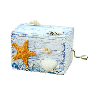 الصندوق الموسيقي خاص حلو إبداعي الصوت حداثة للأطفال بالغين أطفال للبالغين هدية خشب فتيات