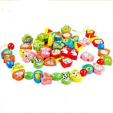 Zabawka edukacyjna Odstresowywujący Zabawki Okrągły Kula Cylindryczny Drewniany 1 Sztuk Dla chłopców Dla dziewczynek Dzień Dziecka Prezent