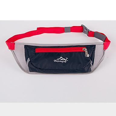 Pachete de Talie Curea Husă pentru Ciclism/Bicicletă Camping & Drumeții Voiaj Alergat Jogging Αθλητική τσάντα Impermeabil Uscare rapidă