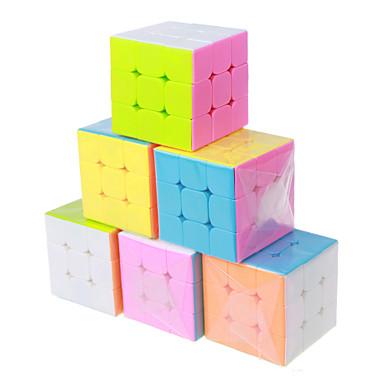 مكعب روبيك 3*3*3 السلس مكعب سرعة مكعبات سحرية لغز مكعب ABS السنة الجديدة عيد الأطفال هدية