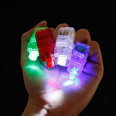 4 قطعات ضوء إصبع LED ضوء سوبر LED الحديثة / المعاصرة