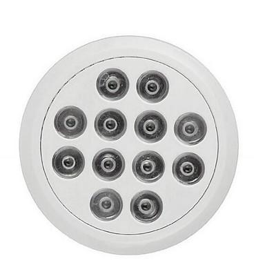 12W E26/E27 أضواء تمنو LED 12 طاقة عالية LED 1100-1200 lm أحمر أزرق V قطعة