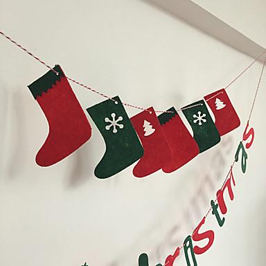 Hediyelikler Tatil Kağıt Noel Dekorasyon