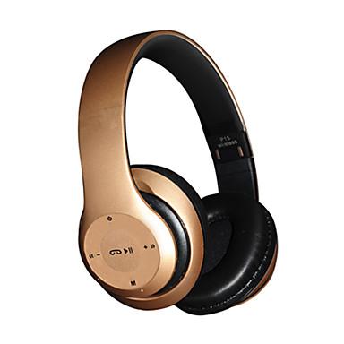 Neutralny wyrobów P15 Słuchawki (z pałąkie na głowę)ForOdtwarzacz multimedialny / tablet Telefon komórkowy KomputerWithz mikrofonem DJ