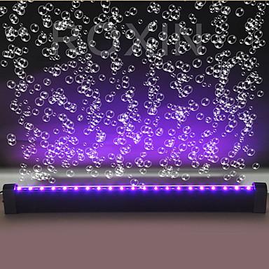 أحواض السمك ضوء LED لون متعدد التحكم عن بعد مصباح LED 220V-240VV
