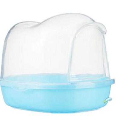 Gryzonie Czyszczenie Plast Modrá