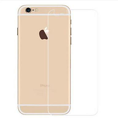 Näytönsuojat Apple varten iPhone 7 Karkaistu lasi 1 kpl Takakannen suoja 2,5D pyöristetty kulma 9H kovuus