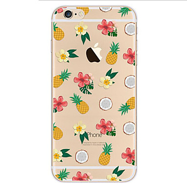 iPhone Morbido per Custodia sottile iPhone Per X 05556861 8 Ultra iPhone Plus 7 Apple 6 retro iPhone iPhone Fantasia TPU Frutta Per disegno 7 qB8qrfR