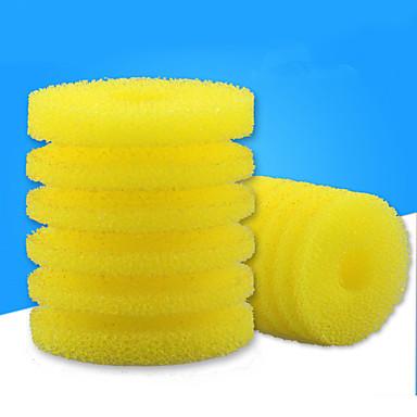 Akvaryumlar Filtre Araçları Köpük / Sünger Filtre Zehirsiz ve Tatsız