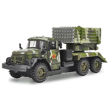 Samochodziki do zabawy Ciężarówka Koparka Pojazd wojskowy Zabawki Geri Çekme Araçları Samochód Ciężarówka Metal Wysoka jakość Sztuk Dla